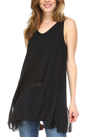 Melody Flowy Slip Tunic - Product Mini Image