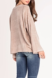 Miss Me Flowy Top - Front full body