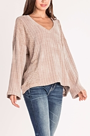 Miss Me Flowy Top - Product Mini Image
