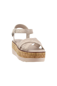 Corky's Shoes Fluffie wedged sandal - Product List Image