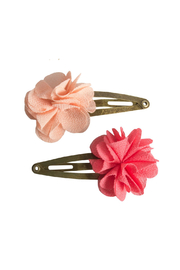 Maileg Fluffy Flower Hair Clip Set - Product Mini Image