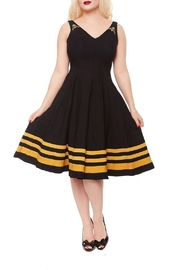 Rebel Love Clothing Flutter Bee Dress - Product Mini Image