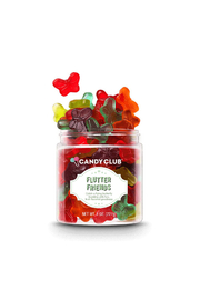 Candy Club Gummy Butterflies - Product Mini Image