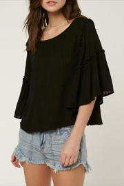 O'Neill Flutter Sleeve Crop - Product Mini Image