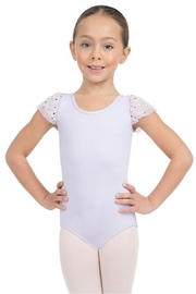 Capezio Flutter Sleeve Leotard - Product Mini Image