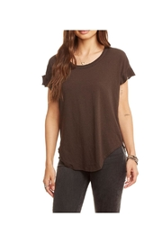 Chaser Flutter Sleeve Tee - Product Mini Image