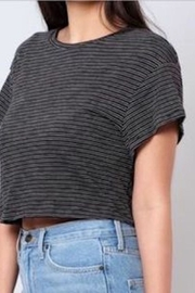 Lush Flutter Sleeve Tee - Front cropped
