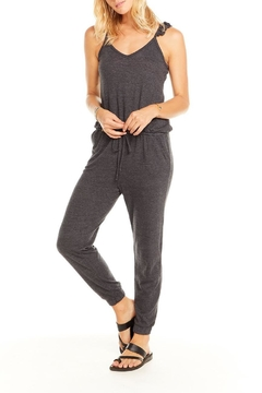 Chaser Flutter V-Neck Jumpsuit - Alternate List Image