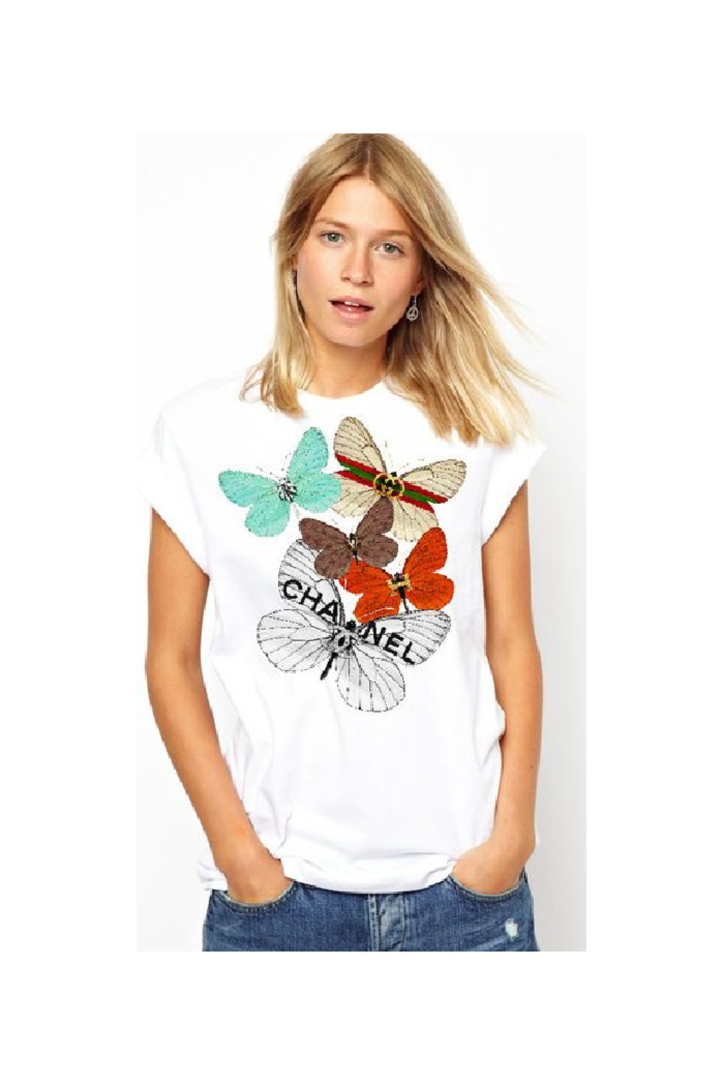 STUDIO ONE BY JODI FLY AS COUTURE T-SHIRT - Main Image