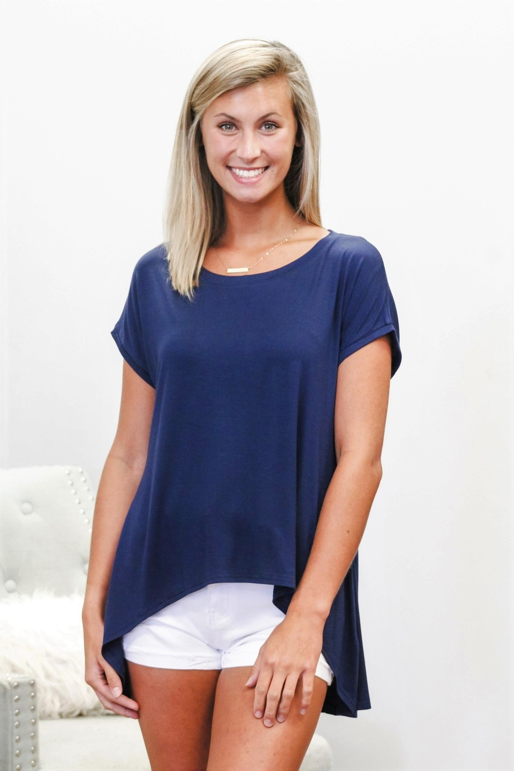 Mainstreet Collection Fly Away With Me Top - Front Full Image