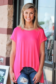 Mainstreet Collection Fly Away With Me Top - Front cropped
