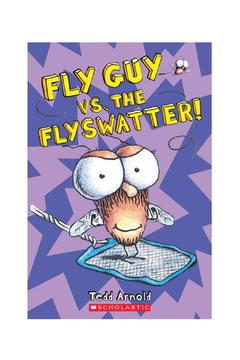 Scholastic Fly Guy Vs The Flyswatter - Alternate List Image