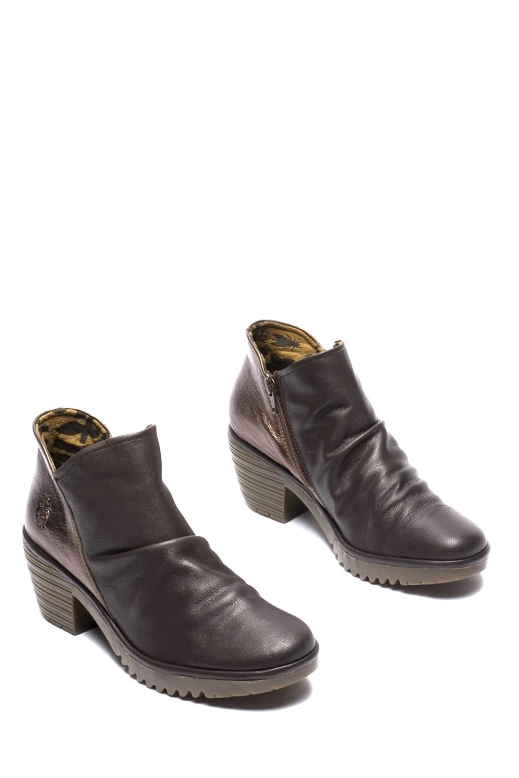 Fly London Fly Wezo Boot - Back Cropped Image