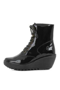 Shoptiques Product: Black Patent Boot