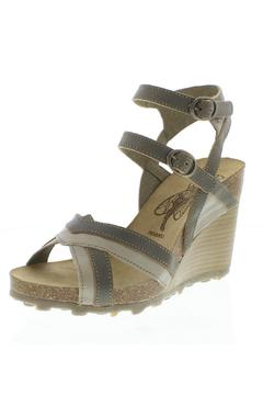Shoptiques Product: Edgy Leather Sandal