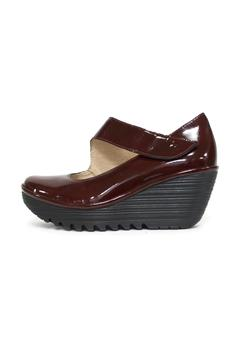 Fly London Mary Jane Wedge - Product List Image