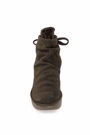 Fly London Suede Yama Bootie - Front full body
