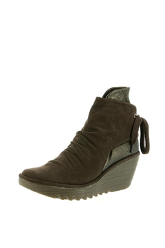Shoptiques Product: Yama Wedge Bootie