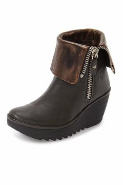 Shoptiques Product: Yex Wedge Bootie
