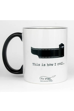 Fly Paper Products Camera Mug - Alternate List Image