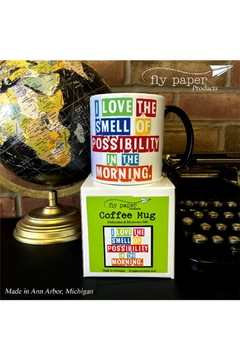 Fly Paper Products Possibilities Mug - Alternate List Image