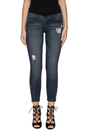 Flying Monkey Ankle Zipper Jean - Side cropped