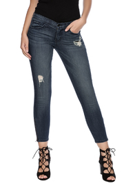 Flying Monkey Ankle Zipper Jean - Front cropped