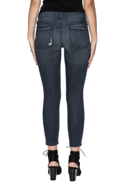 Flying Monkey Ankle Zipper Jean - Back cropped