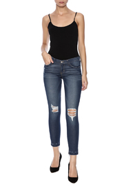 Flying Monkey Atlas Cropped Skinny - Front full body