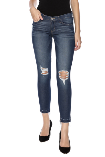 Shoptiques Product: Atlas Cropped Skinny - main
