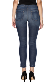 Flying Monkey Atlas Cropped Skinny - Back cropped