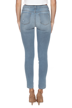 Flying Monkey Mid Rise Ankle Skinnies - Alternate List Image