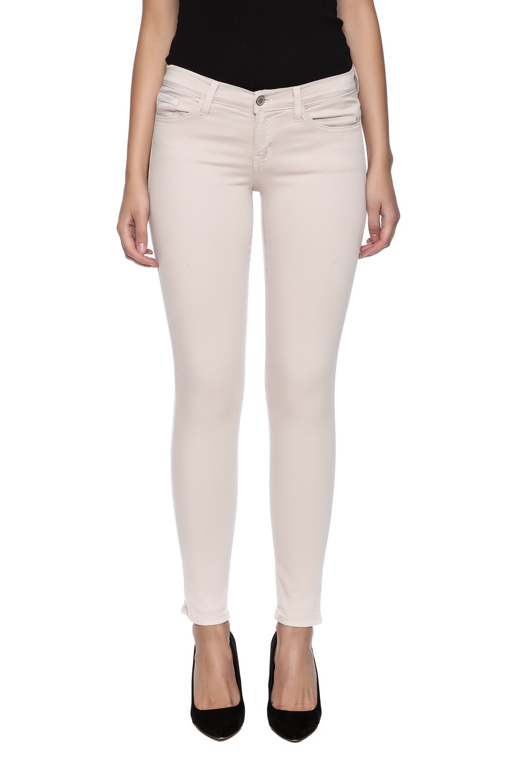 Flying Monkey Nude Jeans - Side Cropped Image
