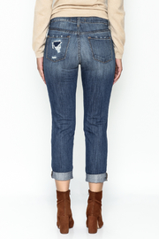 Flying Monkey Ripped Ripped Jeans - Back cropped