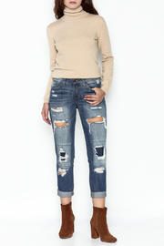 Flying Monkey Ripped Ripped Jeans - Side cropped