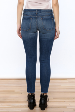 Shoptiques Product: Skinny Distressed Denim