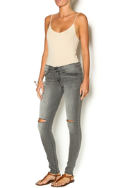 Flying Monkey Vintage Skinny Jeans - Front full body