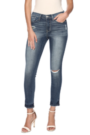 Flying Monkey Viscose Cropped Jegging - Front cropped