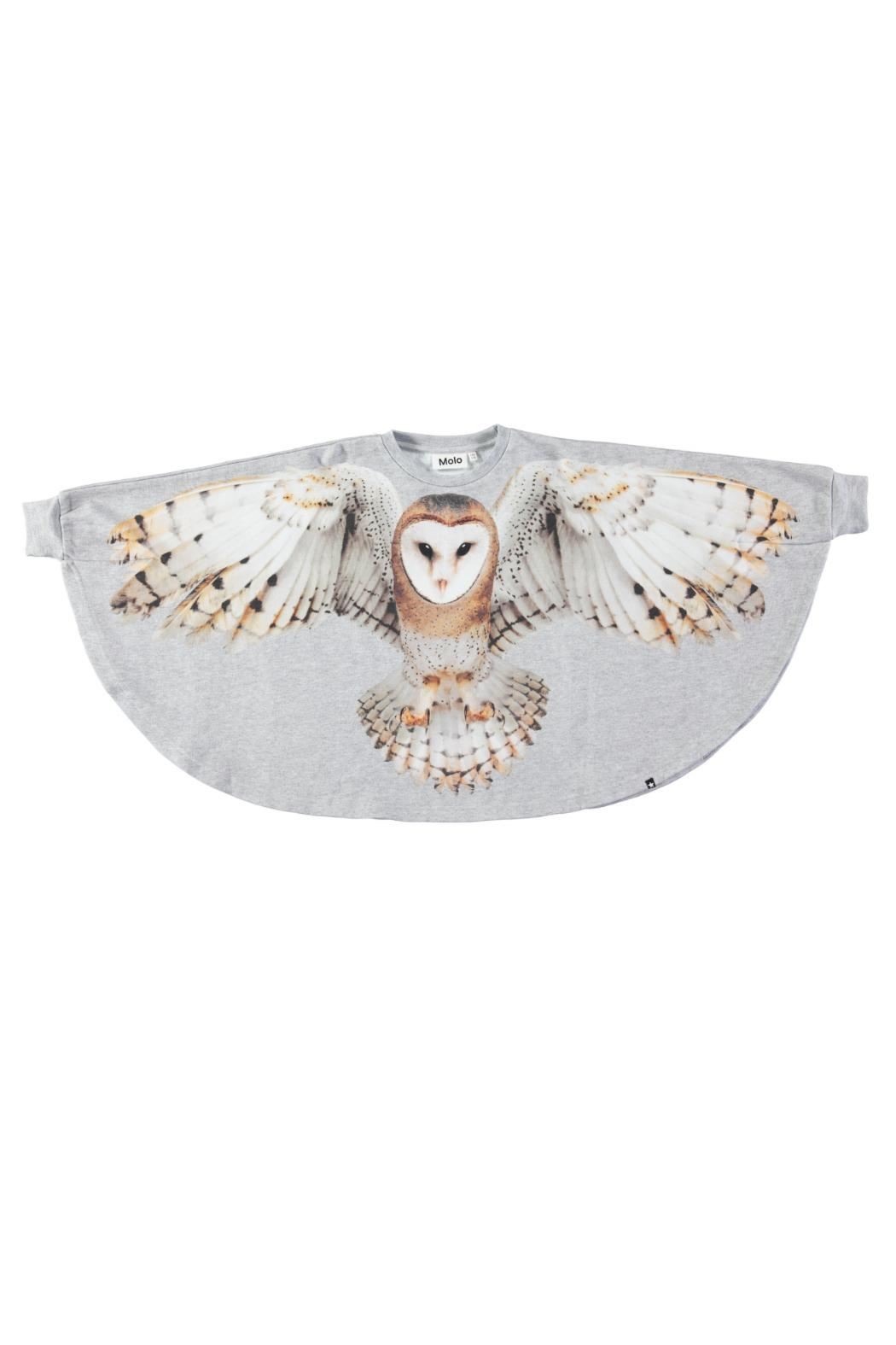 Molo Flying Owl Cape - Front Full Image