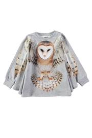 Molo Flying Owl Cape - Front cropped