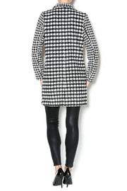 Flying Tomato Houndstooth Coat - Side cropped