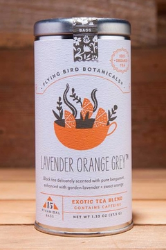 Flying Bird Botanicals Lavender Orange Tea - Alternate List Image