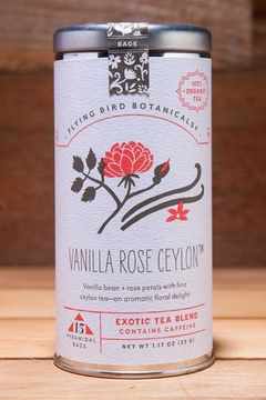 Flying Bird Botanicals Vanilla Rose Tea - Alternate List Image
