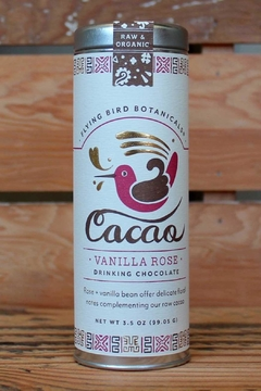Flying Bird Botanicals Vanilla/rose Drinking Chocolate - Alternate List Image