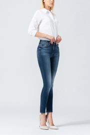 Flying Monkey Common High-Rise Denim - Back cropped