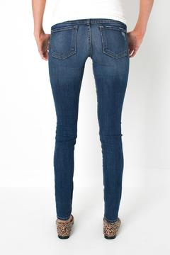 Flying Monkey Distressed Skinny Jeans - Alternate List Image