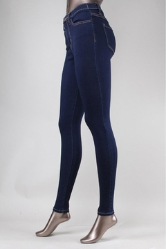 Shoptiques Product: Hi-Rise Skinny Denim