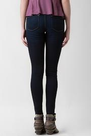 Flying Monkey High-Waist Skinny Jeans - Product Mini Image