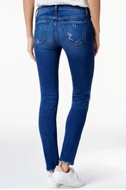 Flying Monkey Mid-Rise Distressed Jean - Front full body