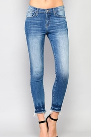 Flying Monkey Mid Rise Skinny - Product Mini Image